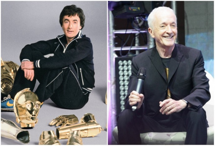 С-3РO (Anthony Daniels), 1977 – 2015