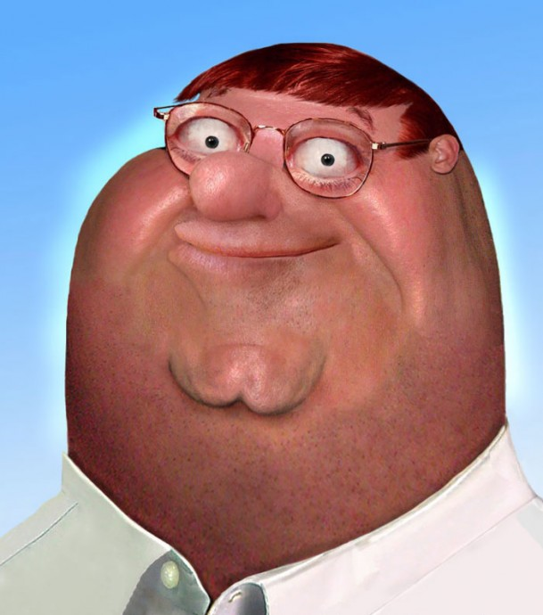 Peter griffin sos studenti